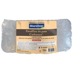 Pain de paraffine Carbamex BLANCHON