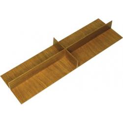 CLEM - Insert bois croisillons KESSEBOHMER