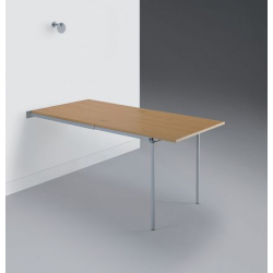 Structure de table murale escamotable MANART