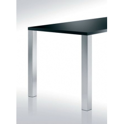 CLEM - Pied de table - 705 mm carré 80 CAMAR