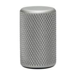 Bouton GRAF aluminium anodisé inox brossé VIEFE