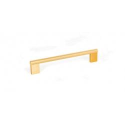 Poignée GRAF mini aluminium anodisé doré VIEFE 0430160L291