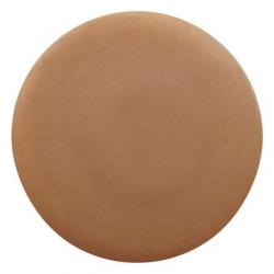 CLEM - Cache pour boîtier excentrique diamètre 15 mm beige PERMO