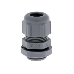 Presse-étoupe gris RAL 7001 - filetage ISO - LEGRAND
