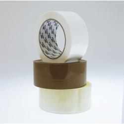 Adhésif d'emballage silencieux 50 mm x 100 m LIMA