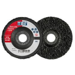 Disque tissu non tissé Ø 125 mm Politaf dark TAF