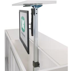 Système de levage téléscopique Medio T pour écran plat
