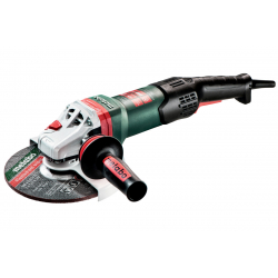 Meuleuse d'angle filaire 1900 W WEPBA 19-180 Quick RT METABO 601099000