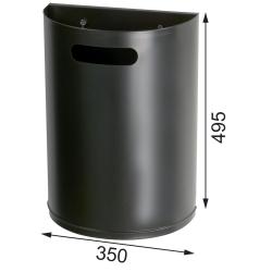 Corbeille décrochable arkéa 20 L ROSSIGNOL
