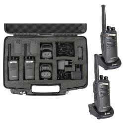 Talkie-walkie freetalt Com II PRESIDENT