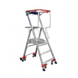 Plate-forme Wheelys - 3 marches - DUARIB 501903