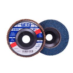 Disque à lamelle 125 mm support plastique plat TAF