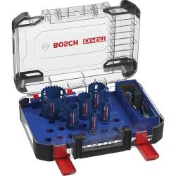 Coffret trépan carbure Power Change 8 pièces BOSCH 2608594184