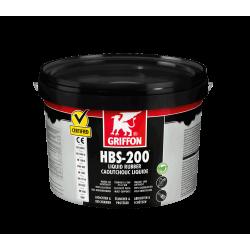 Enduit caoutchouc liquide HBS-200 - 5 litres - GRIFFON 6308867