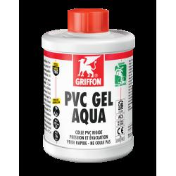 Colle PVC gel aqua - bidon 1l - GRIFFON 6140216