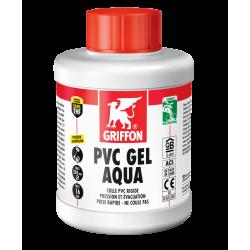 Colle PVC gel aqua - bidon 500ml - GRIFFON 6140215