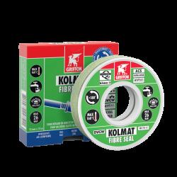 Rouleau KOLMAT® FIBRE SEAL - 12 mm x 15 m - GRIFFON 6300531