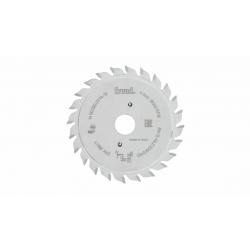 Lame d'inciseur extensible standard - Ø120 / 2,8~3,6 / AL20 / Z12+12 - FREUD F03FS02485