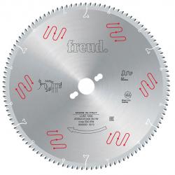Lame alu / PVC Ø 500 mm - AL 30 mm - E 4/3,2 mm - 120 dents FREUD F03FS06110