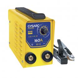 Poste à souder GYSARC 160 A avec accessoires GYS 014664