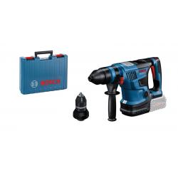 Perforateur sans fil SDS PLUS BITURBO GBH 18V-34 CF SOLO BOSCH 0611914001