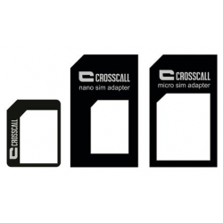 Adaptateur carte SIM universel CROSSCALL AD.PC.SIM00