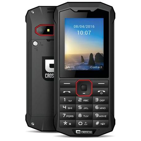 TELEPHONE MOBILE SPIDER X4 AVEC HOUSSE