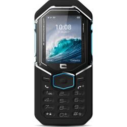 Téléphone mobile Shark X3 avec housse CROSSCALL SH3.PACK.BB.NN000