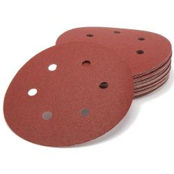 Disque papier velcro Ø 150 mm - 6 trous TAF