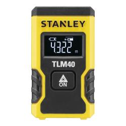 Télémètre laser 12m POCKET TLM40 STANLEY STHT77666-0