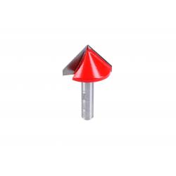 Mèche à rainurer en V - Ø31,7 - Ø Q8 - L51 / LU16 mm - FREUD F03FR02857