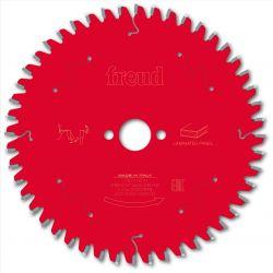 Lame mélaminé Ø 165 mm - AL 20 mm - E 2,6/1,6 mm - 48 dents FREUD F03FS09800