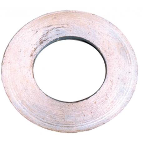 Bague de réduction crantée pour lame ELBE