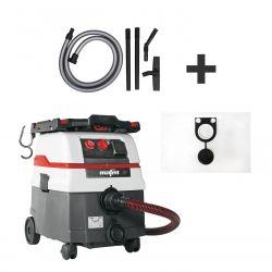 Aspirateur S 25 M + kit d'aspiration D 35 + 5 sacs V-FB 35 - MAFELL 919710 + 093718 + 093719