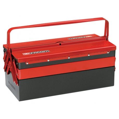 caisse a outils 5 cases grand volume facom. Black Bedroom Furniture Sets. Home Design Ideas