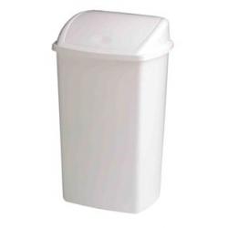 Poubelle de 50 litres avec couvercle basculant