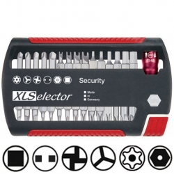 Coffret 30 embouts securite WIHA