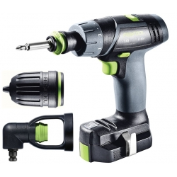 Perceuse visseuse sans fil TXS Li 10,8V 2,6Ah SET FESTOOL