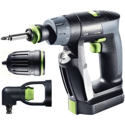 Perceuse visseuse sans fil CXS Li 10,8V 2,6Ah SET FESTOOL