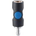 Raccord sécurité pour flexible de 8 mm PREVOST