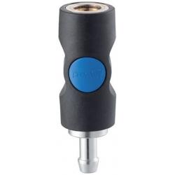 Raccord sécurité pour flexible de 8 mm PREVOST - ISI081810