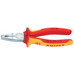 Pince universelle isolée KNIPEX - 306180