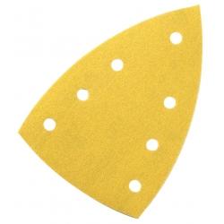 Feuille abrasive 100 x 147 / 7 trous SIA - 6318.5062.0060