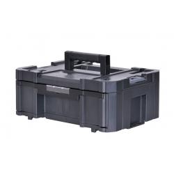 Mallette grand tiroir et 6 casiers STANLEY