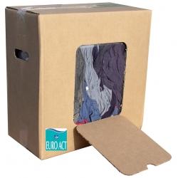 Carton chiffon couleur