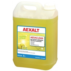 Nettoyant Aexaclean citron