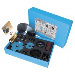 Coffret outils machine à bois LEMAN