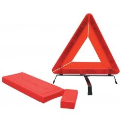 Triangle de présignalisation rouge