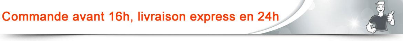 Livraison express en 24H